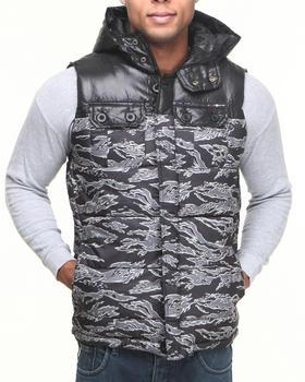 Enyce - Flint Body Block Padding Vest