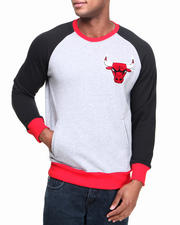 Men - Chicago Bulls Crew Neck Sweatshirt