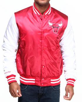 NBA, MLB, NFL Gear - Chicago Bulls NBA Sublimated Jacket