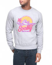 Flysociety - Neon Dreams Crew Sweater