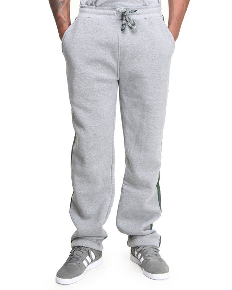 Enyce Grey Classic Fleece Sweatpants