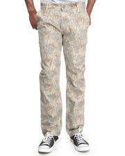 The Skate Shop - Sitrep Wilshire Camo Straight Fit Camo Pants