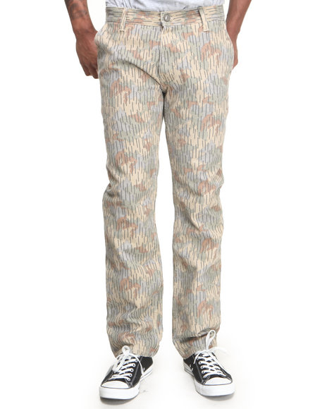 Altamont - Men Camo Sitrep Wilshire Camo Straight Fit Camo Pants