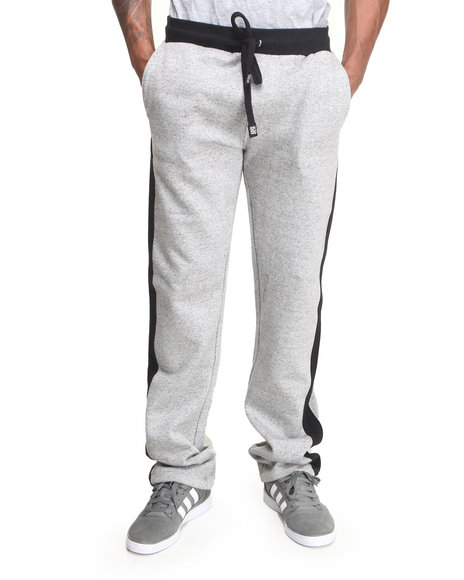 Enyce Grey Kai Fleece Sweatpants