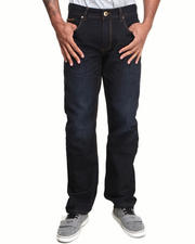 A Tiziano - Jacob Straight Fit Denim Jeans