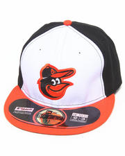New Era - Baltimore Orioles Game Authentic 5950 Fitted Hat