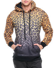 Buyers Picks - Leopard Pullover Fleece Sweatshirt