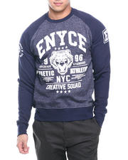 Enyce - Kai Raglan Crew Neck Fleece