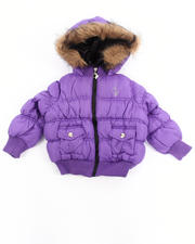 Baby Phat - RUCHED BOMBER JACKET (INFANT)