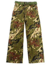 Boys - SPLATTER CAMO PANTS (8-20)