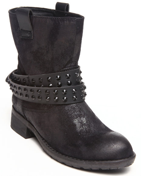 Rebels Black Boots