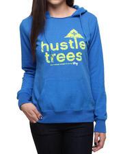 Women - Blogger Hustle Trees Pullover