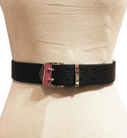 KENSIE - Vegan Leather Pant Belt