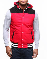 Buyers Picks - Zip off Hood Padded Bubble Vest