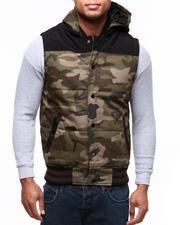 Buyers Picks - Zip off Hood Padded Bubble Vest