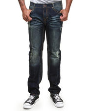 Men - Diety Sandblast Vintage Washed Denim Jeans