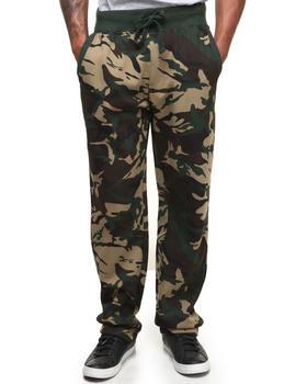 Buyers Picks - Camo Fleece Sweat Pants