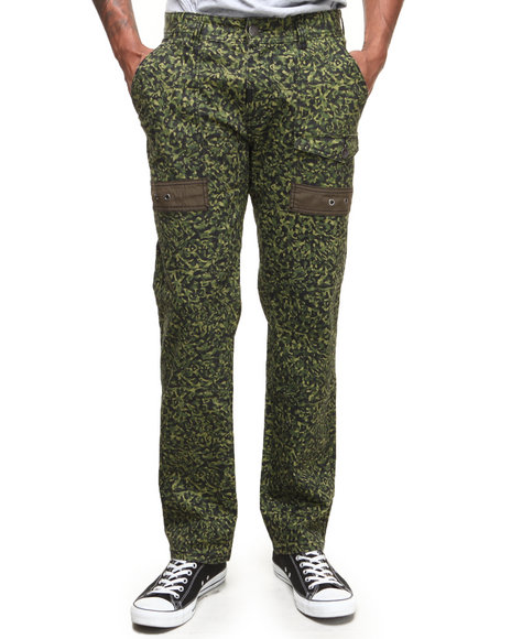 Lrg - Men Camo Savages True-Straight Pants