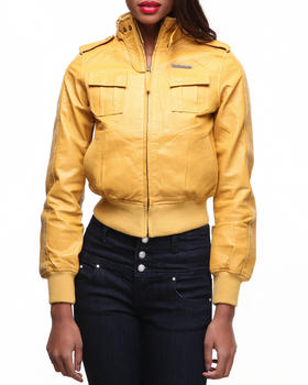 Live Mechanics - Leather Jacket