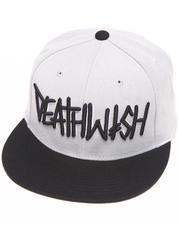 Deathwish Skateboards - Deathspray Snapback Cap