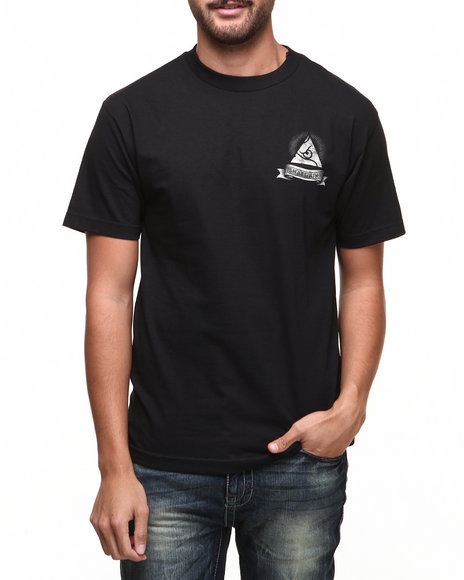 Shake Junt Black Secret Society Tee