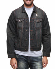 Basic Essentials - Denim Jacket