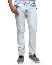 Men - Sandblast Vintage Washed Denim Jeans
