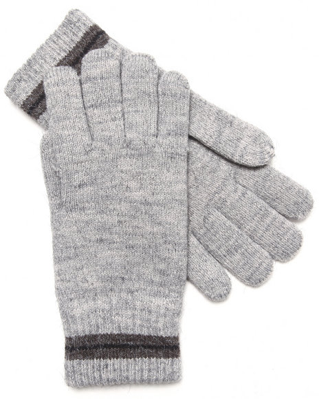 Drj Accessories Shoppe Men The One Fit Glove Grey
