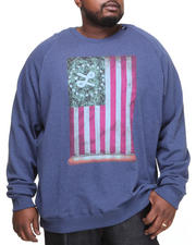 Men - Lifted Glory Crewneck Sweatshirt (B&T)