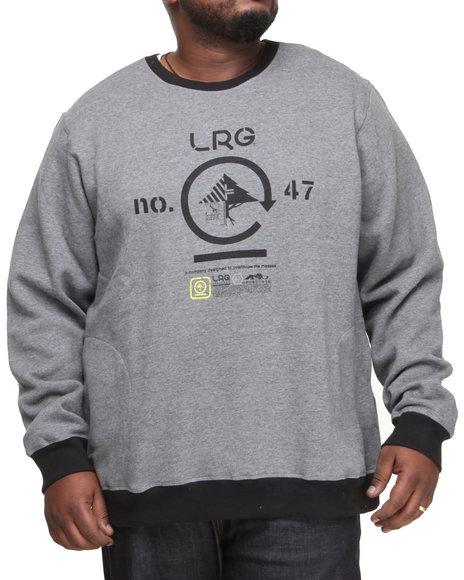 Lrg Charcoal Sweatshirts