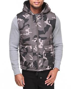 Basic Essentials - Napa Lined Vest