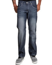 Men - Coated Colored Slim Straight Denim Jeans