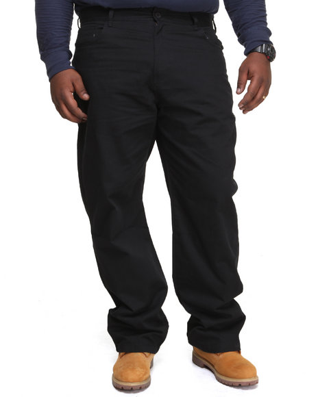 Ecko - Men Black 5 Pocket Pant (B&T)