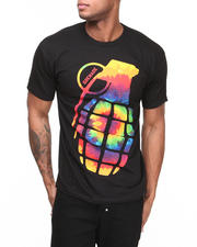 Grenade - Far Out Bomb Tee