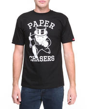 Men - Paper Chasers T-Shirt