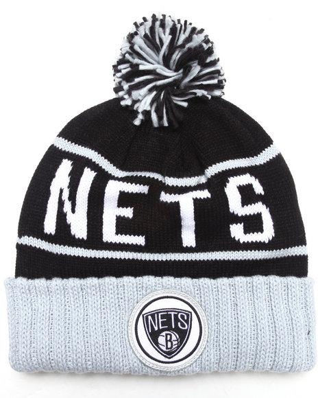 Mitchell & Ness Brooklyn Nets Nba Hwc / Current Vintage Block Black