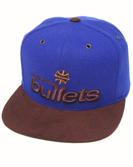 Mitchell & Ness Washington Bullets Nba Hwc / Current Tailsweeper Blue