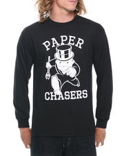 T-Shirts - Paper Chasers L/S T-Shirt