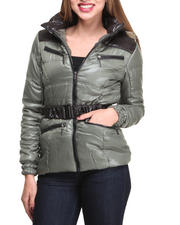 Women - Adventure Bubble Coat w/Hood