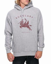 Crooks & Castles - Burglary Hooded Pullover