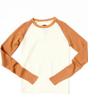 Boys - RAGLAN THERMAL (8-20)