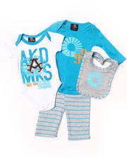 Boys - 4 PC TAKE ME HOME SET (NEWBORN)