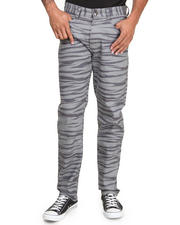 Jeans & Pants - Tiger Camo Twill Pants