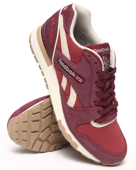 Reebok - Men Maroon Gl 6000 Sneakers