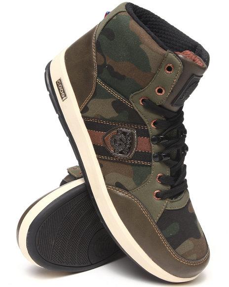 COOGI Camo Kilburn Sneaker
