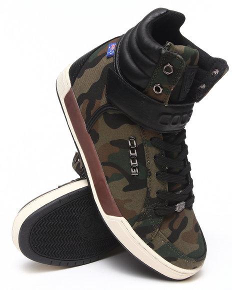 COOGI Camo Brussel Sneaker