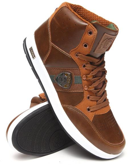 COOGI Brown Kilburn Sneaker