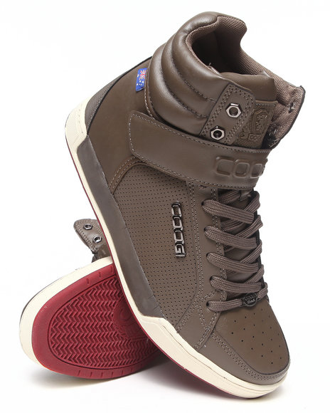 COOGI Brown Brussel Sneaker
