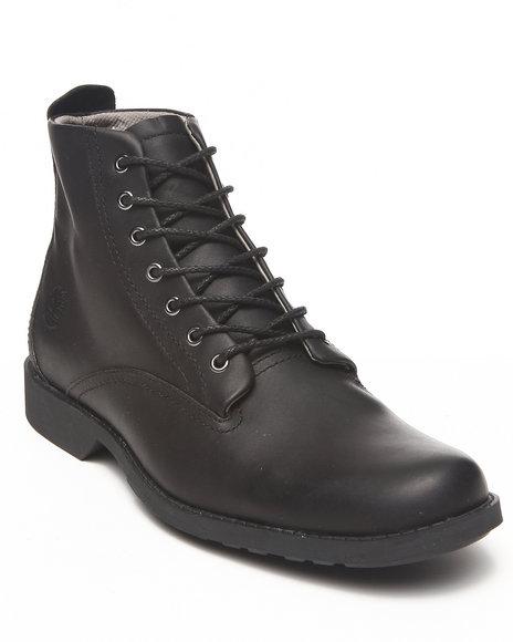 Timberland - Men Black Ek City Lite Waterproof Boots