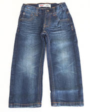 Bottoms - 505 VIP REGULAR FIT JEANS (2T-4T)